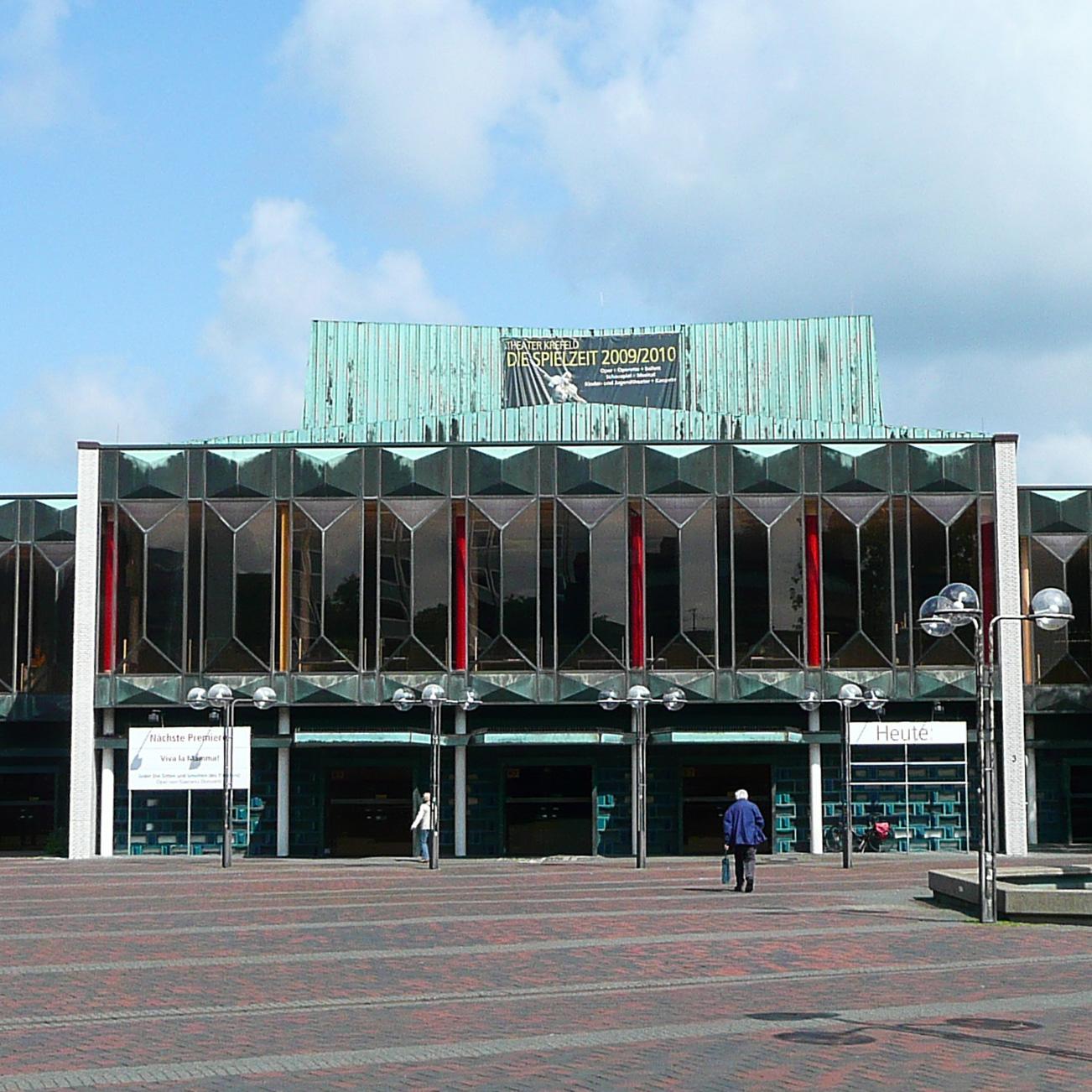 Festliche Operngala in Krefeld