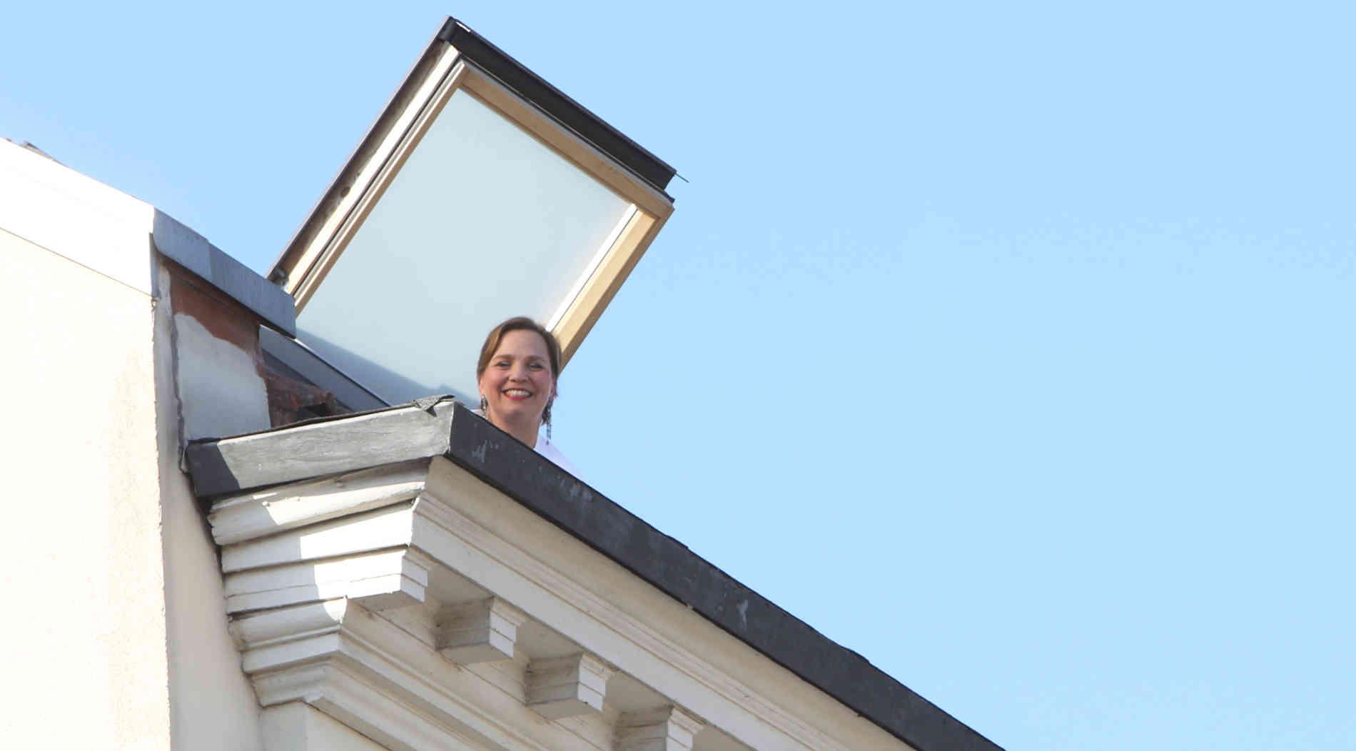 3. Fensterkonzert mit Stefanie Kunschke