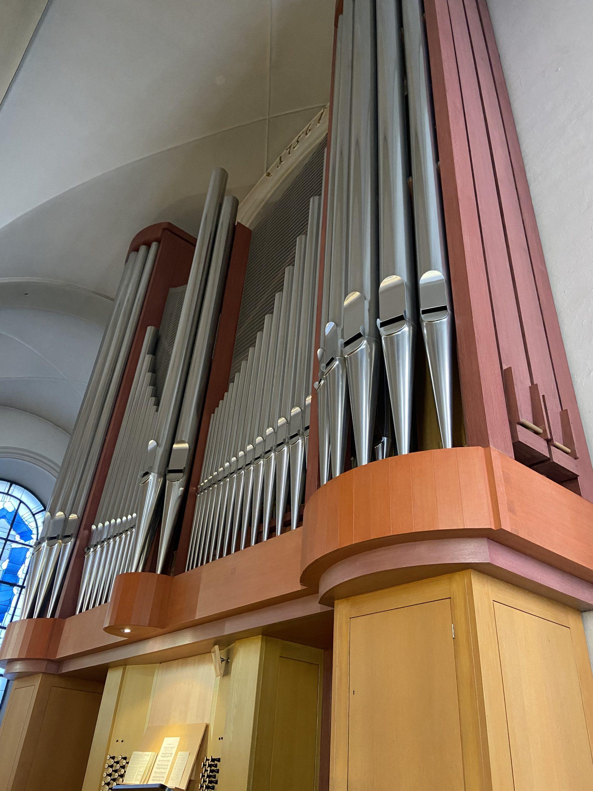 03.06.2021: Messe mit musikalischer Gestaltung